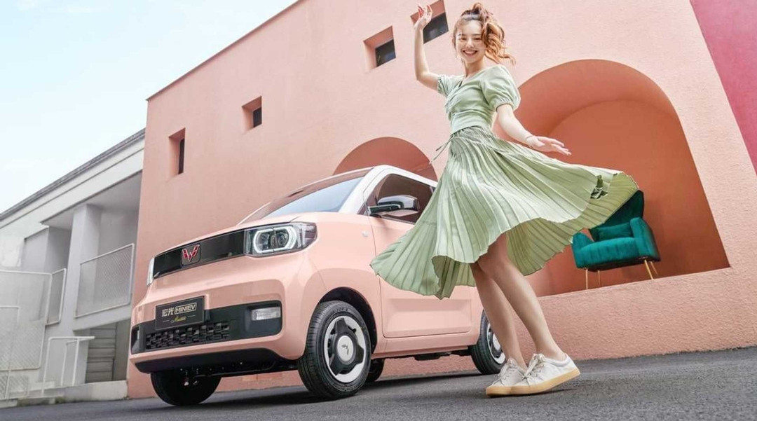 Wuling Rilis Mobil Listrik Mungil, Harganya di Bawah Rp 100 Juta - JPNN.com