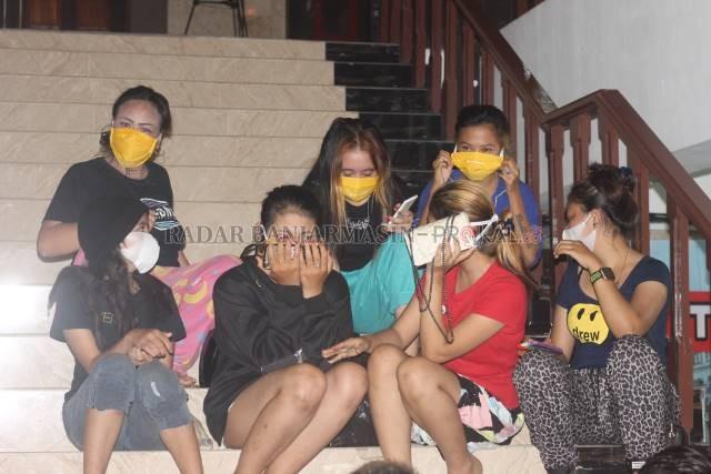 Sejumlah Wanita Muda Digerebek di Hotel Melati, Lihat Begini Penampakannya - JPNN.com