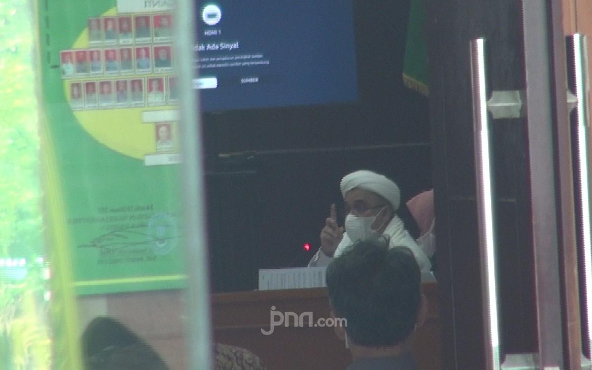 Inilah Sederet Pertanyaan Habib Rizieq kepada Kombes Heru - JPNN.com