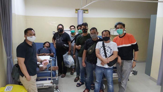 Begal Sadis Keok Ditembak Polisi, Lihat Tuh Tampangnya - JPNN.com