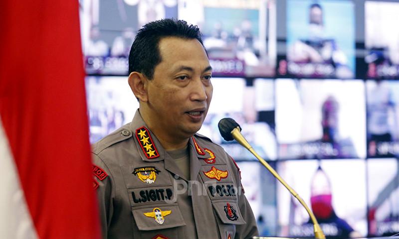Jenderal Listyo Sudah Koordinasi dengan Komjen Agus dan Para Kapolda, Tidak Main-Main - JPNN.com