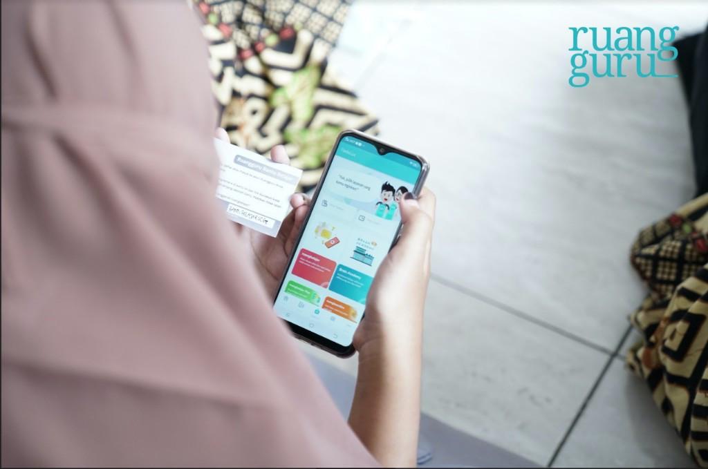Pertama dari Indonesia, Ruangguru Bersanding dengan SpaceX dan Microsoft - JPNN.com