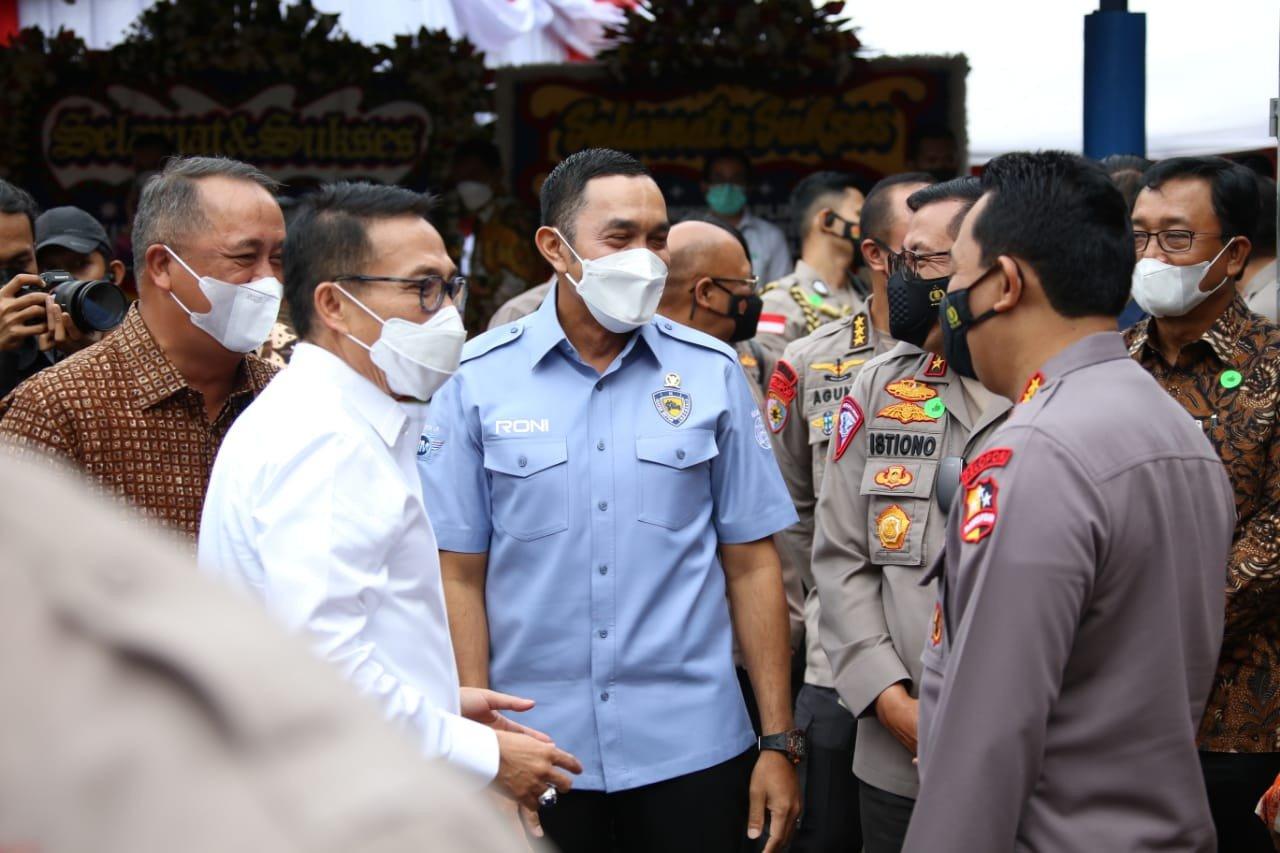 Sahroni Minta Polisi Lebih Tegas, Pemudik Suruh Putar Balik Saja - JPNN.com