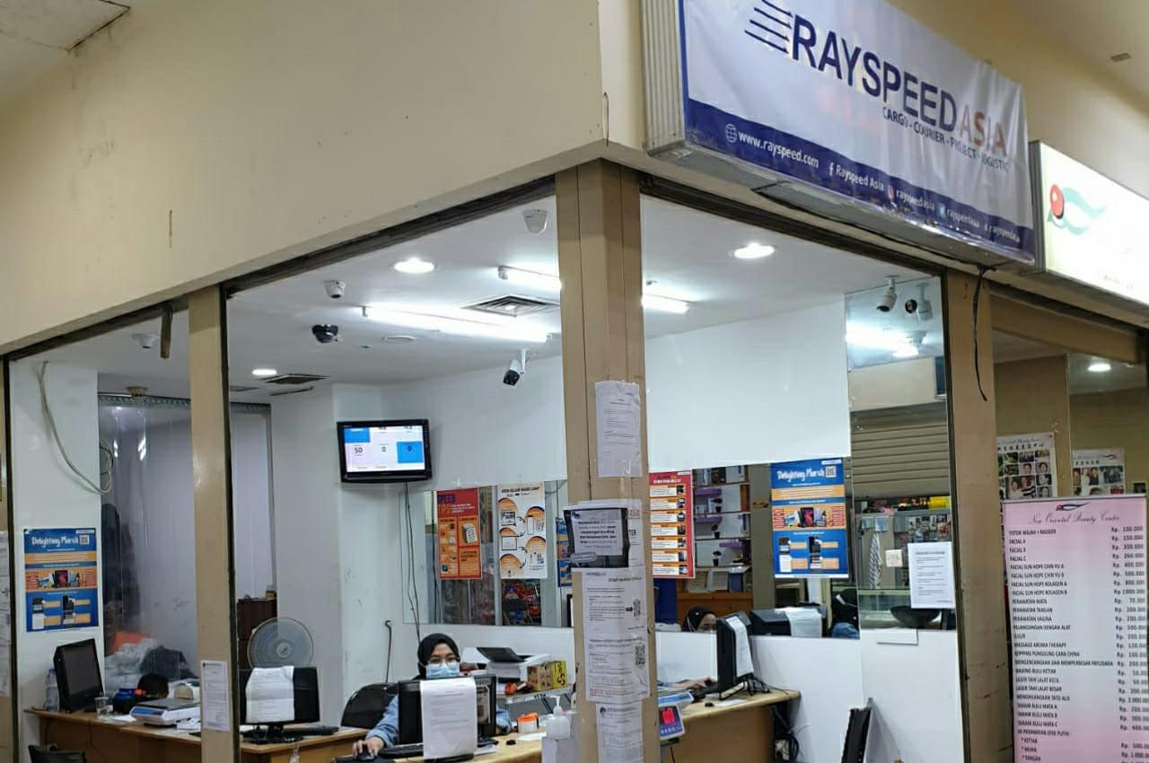 Rayspeed Asia Bantu Berkirim Paket ke Luar Negeri Lebih Mudah, Bisa di Alfamart - JPNN.com