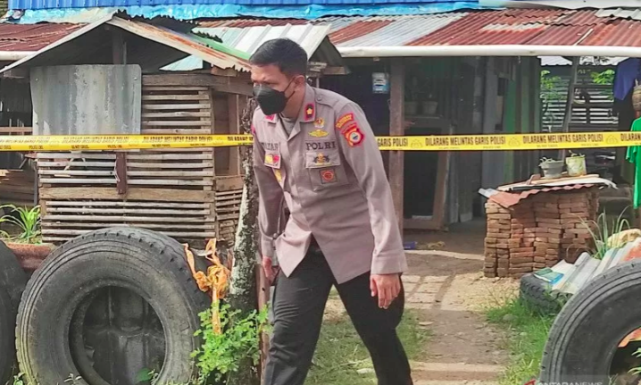 Serang Polisi dengan Parang, Terduga Teroris Ditembak Mati - JPNN.com
