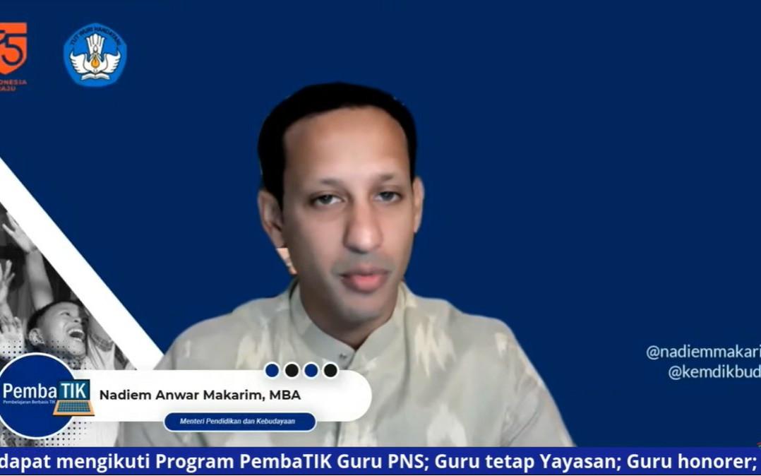Mas Nadiem Menyampaikan Seruan untuk Seluruh Guru di Indonesia - JPNN.com