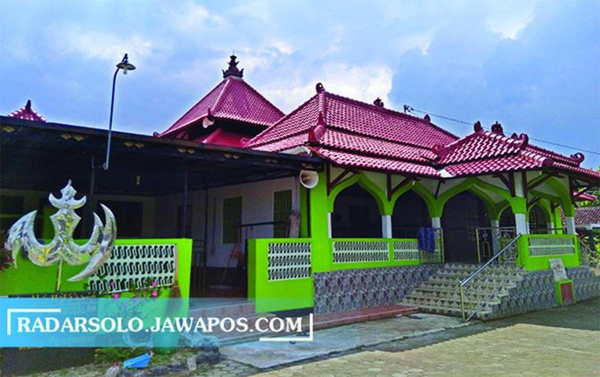 Masjid Ini Saksi Sejarah Pangeran Diponegoro, di Dalamnya Ada Sumur Menyimpan Harta - JPNN.com