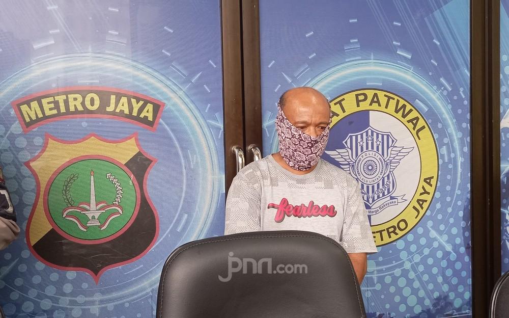 Pelaku Derek Liar yang Viral di Medsos Akhirnya Ditangkap, Sontoloyo, 3 Orang Masih Diburu - JPNN.com