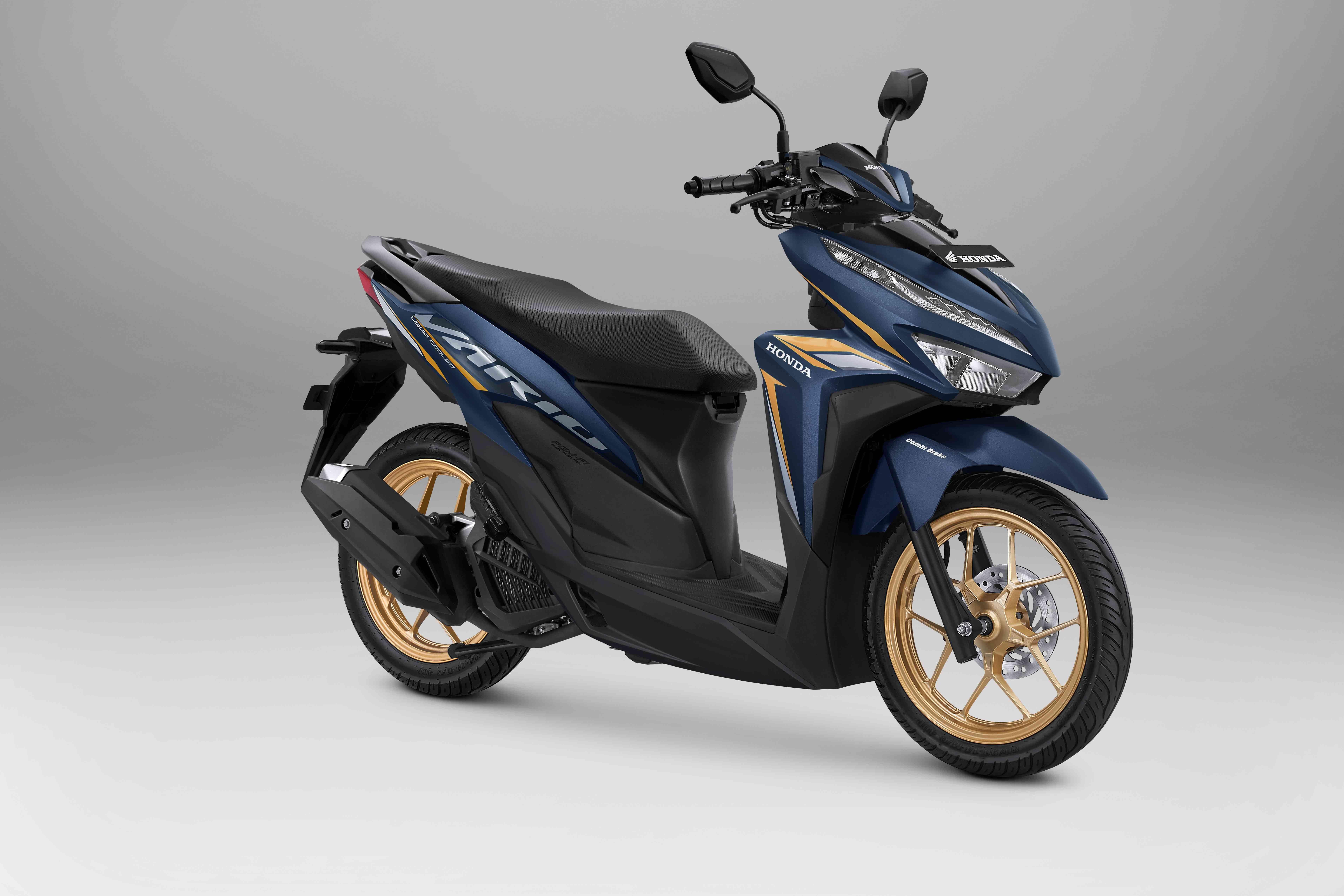 Honda Vario 125 Punya Warna Baru, Lebih Ganteng, Sebegini Harganya - JPNN.com