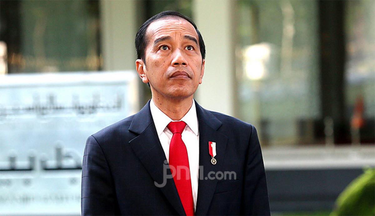 Ada Pihak yang Mendorong Jokowi Reshuffle Kabinet? - JPNN.com