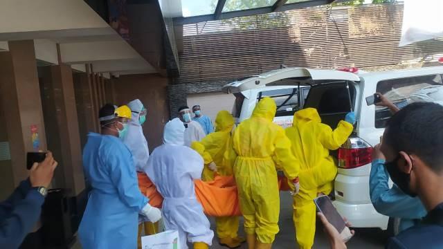 Kabur dari Rumah Sakit, Pasien Covid-19 Ini Meninggal di Hotel - JPNN.com