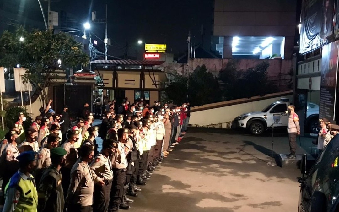 Kombes Erwin Pimpin Razia SOTR di Jaktim, Ini Hasilnya, Ya Ampun - JPNN.com