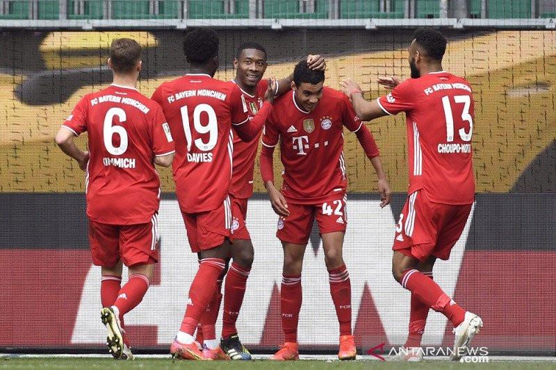 Liga Jerman: Jamal Musiala Pecahkan Rekor - JPNN.com