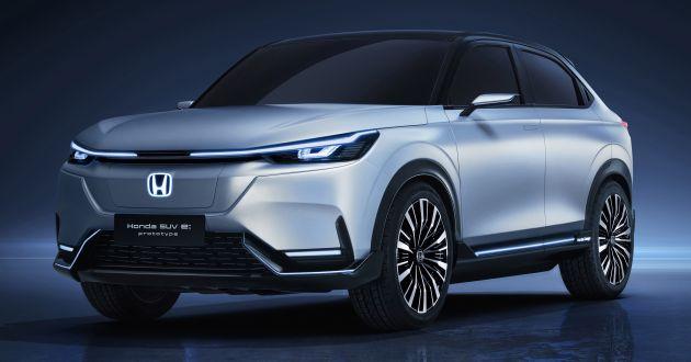 Honda Siap Pamer SUV Listrik Baru, Desain Mirip HR-V - JPNN.com
