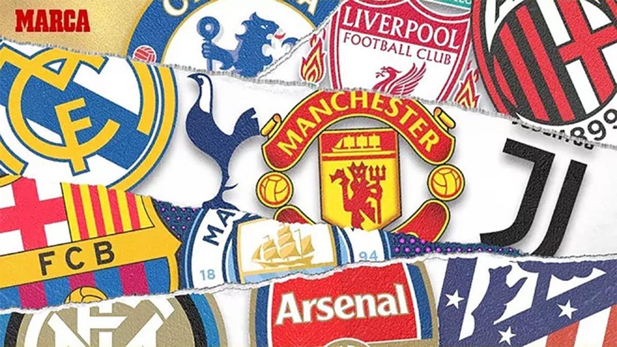 European Super League Bikin UEFA Kebakaran Jenggot, Ini 12 Klub Pendirinya - JPNN.com