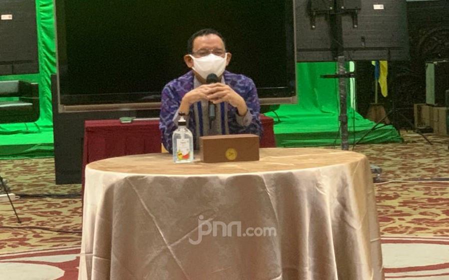 Pandemi Covid-19, Tingkat Kehadiran Peserta UTBK SBMPTN Masih Tinggi - JPNN.com