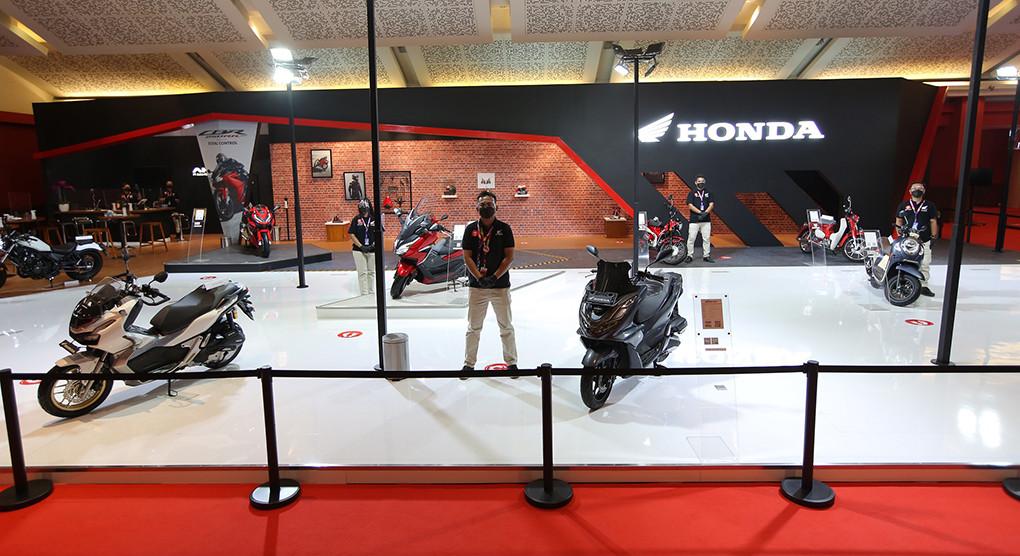 Ragam Promo Motor di IIMS 2021, Ada yang Sampai Rp 10 Juta - JPNN.com