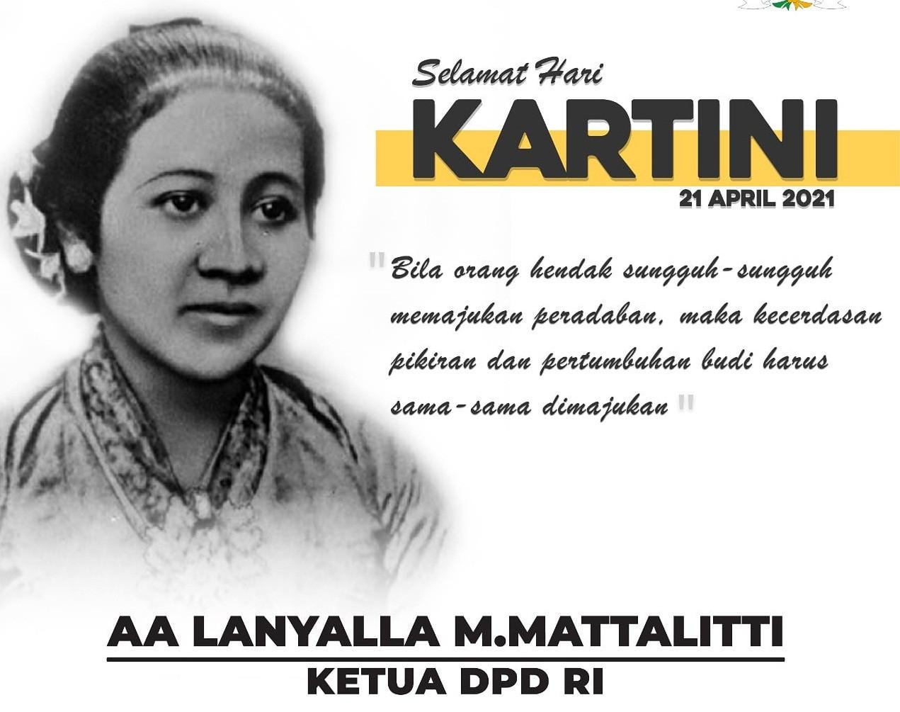 Ketua DPD RI: Semangat Kartini Harus Tetap Menyala - JPNN.com