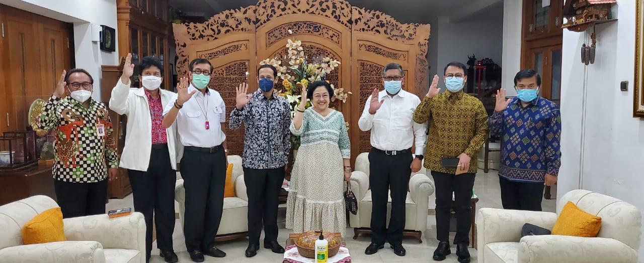 Ahmad Basarah Beber Isi Pertemuan Megawati Soekarnoputri dan Nadiem Makarim - JPNN.com