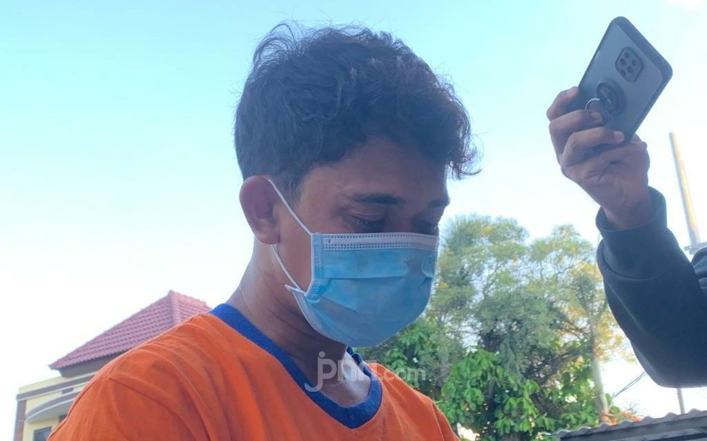 Jhony Minta Bantuan Tetangga Buang Istrinya ke Masjid Agung Surabaya - JPNN.com Jatim