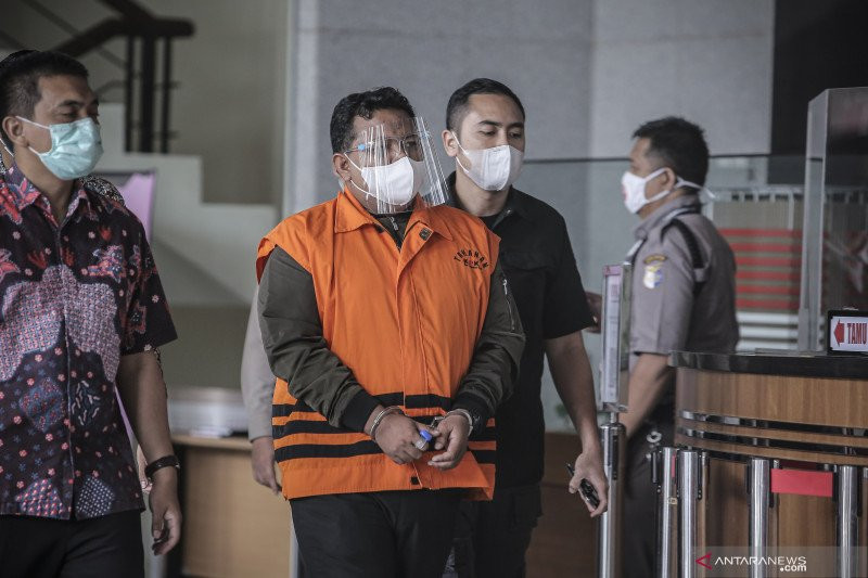 Sogok Penyidik KPK, Wali Kota Kader Golkar Dihukum 2 Tahun Penjara - JPNN.com