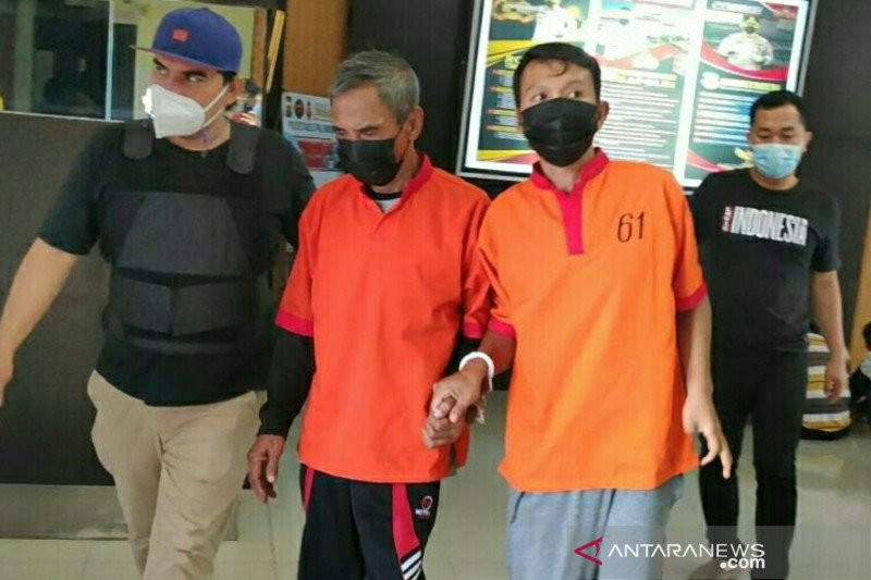 Lihat, Ateng Sudah Tertangkap, Dia Terancam Hukuman Mati - JPNN.com