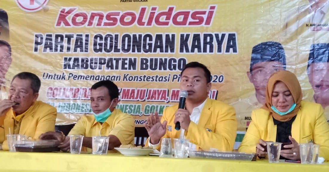 Nama Azis Syamsuddin Disebut di Kasus Penyidik KPK, Golkar Jambi Bereaksi - JPNN.com