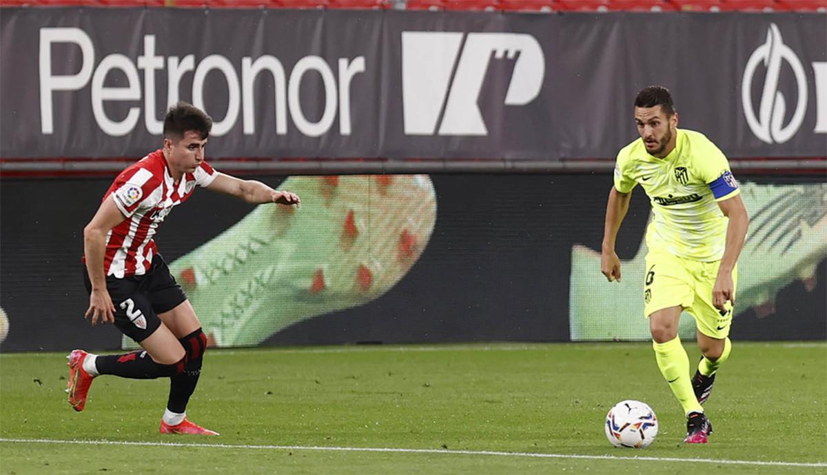 Tumbang di Markas Bilbao, Atletico Terancam Digusur Barcelona - JPNN.com