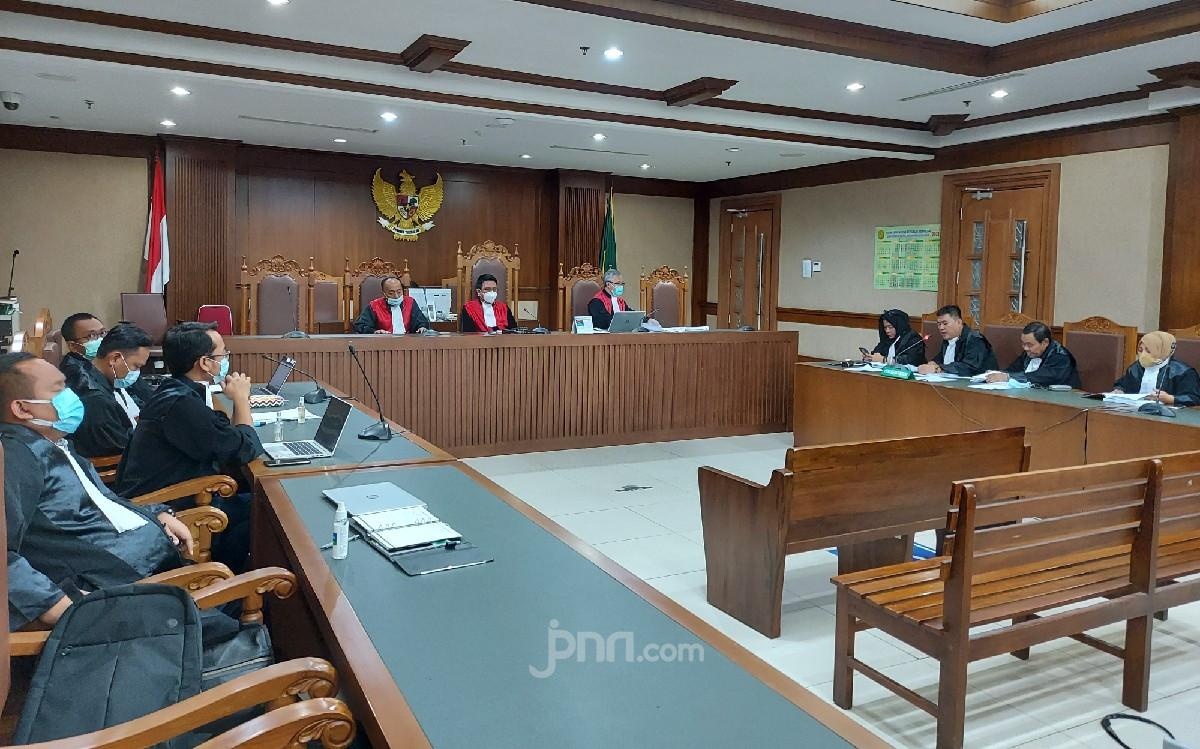 Begini Vonis Hakim untuk Penyuap Juliari P Batubara - JPNN.com
