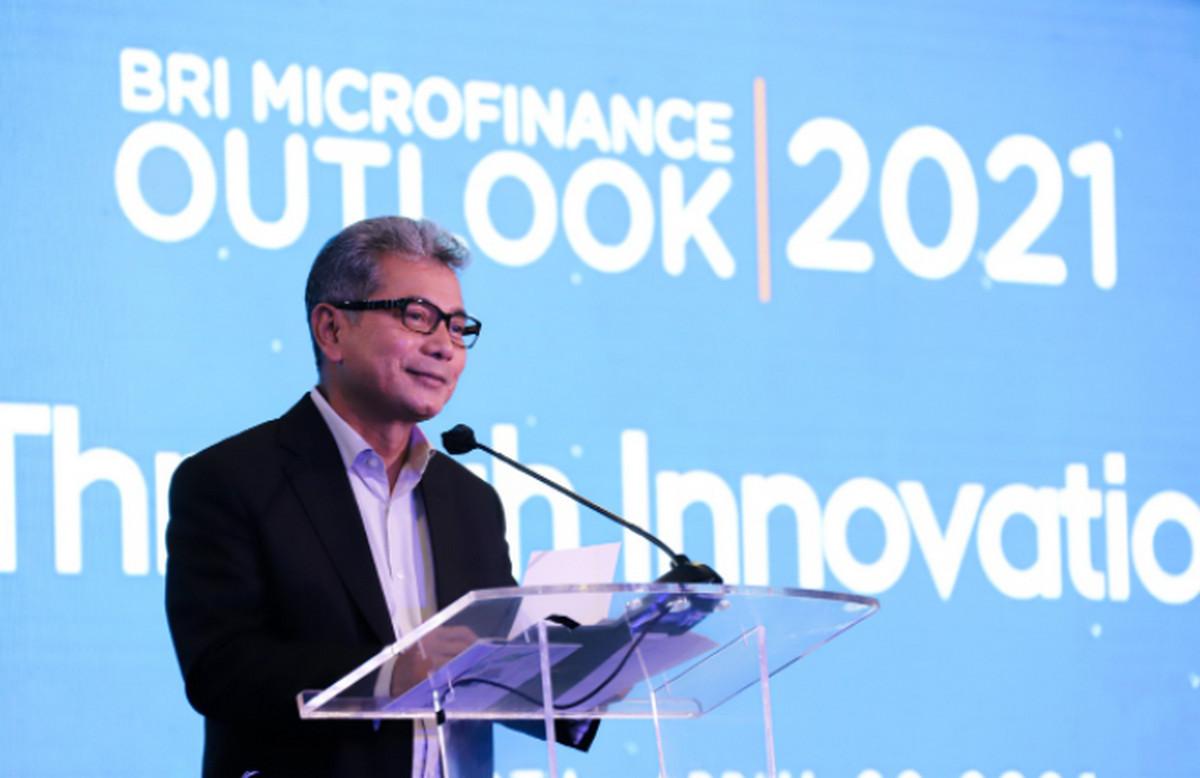 BRI Microfinance Outlook, Bentuk Komitmen untuk Mendukung UMKM Indonesia - JPNN.com