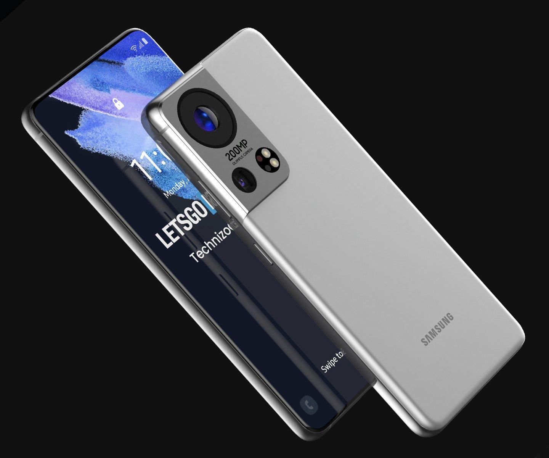 Samsung Galaxy S22 Ultra Bakal Dilengkapi Kamera 200MP? - JPNN.com