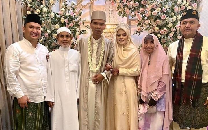 Ustaz Abdul Somad Menikah Lagi, Nih Fotonya - Nasional ...