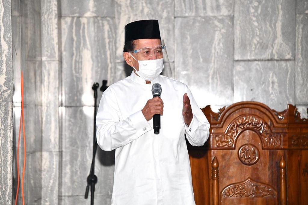 Syarief Hasan: Saya Merasakan Nikmat dan Indah Dekat dengan Ulama dan Anak Yatim - JPNN.com