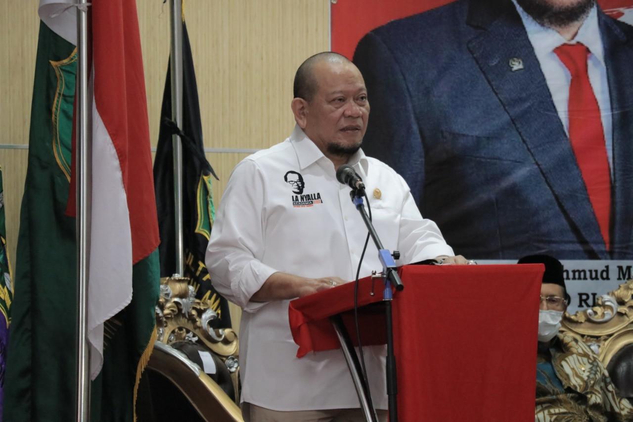 Ketua DPD RI Minta Penetapan KPI Dipercepat untuk Memacu Pertumbuhan Ekonomi - JPNN.com