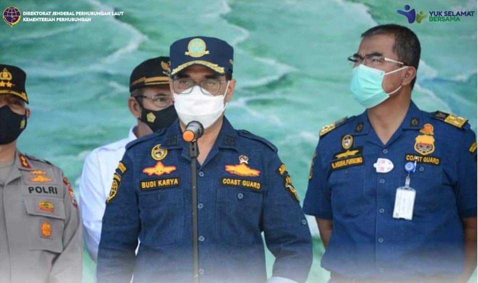 Menhub: Pembangunan Infrastruktur Tingkatkan Daya Saing Tanjung Balai Karimun - JPNN.com