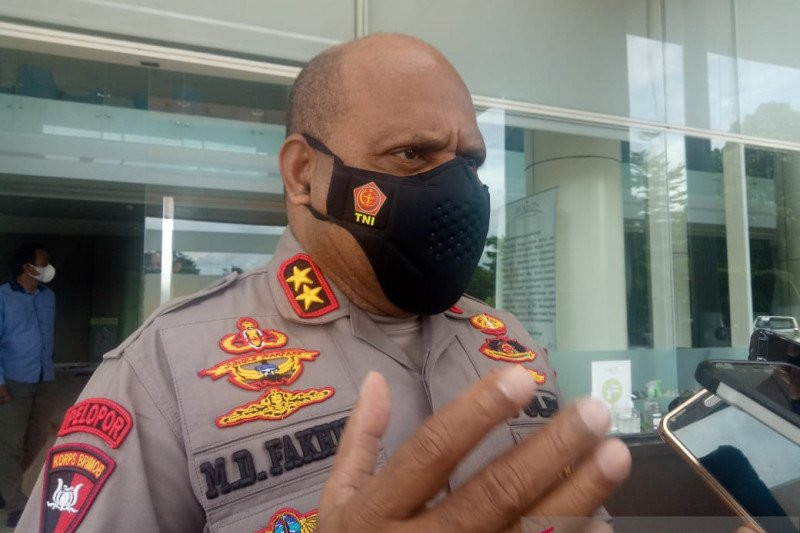 Soal Isu Kesengajaan Gangguan Jaringan Telekomunikasi, Begini Respons Kapolda Papua - JPNN.com