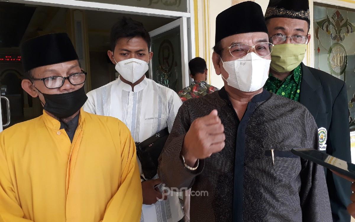 Ternyata, Ini Alasan Pengurus Masjid Al Amanah Bekasi Mengusir Jemaah Pakai Masker - JPNN.com