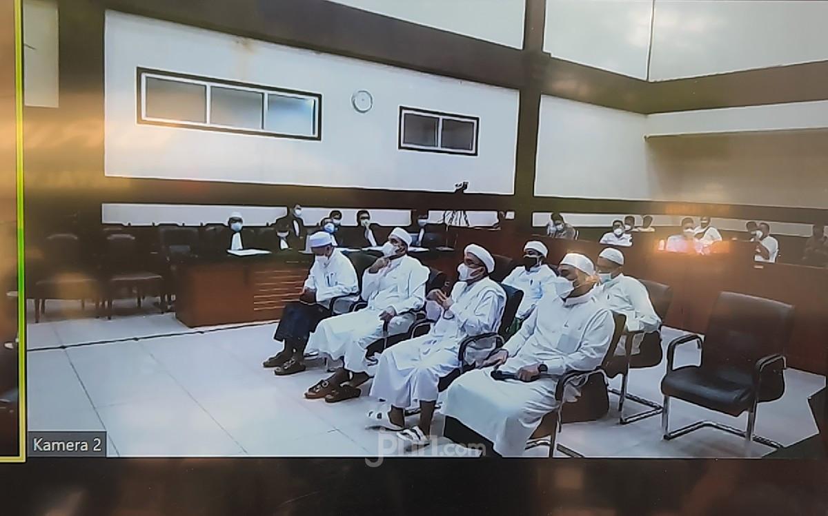 Habib Rizieq Sempat Meminta Peringatan Maulid Nabi Dibubarkan - JPNN.com