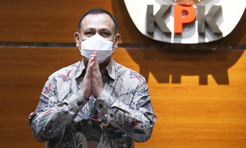 Ketua WP KPK Serang Firli Bahuri - JPNN.com