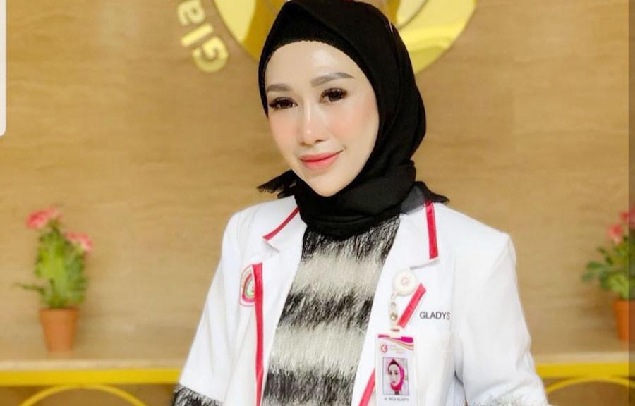 Tips Diet Sehat dan Aman Ala Reza Gladys - JPNN.com