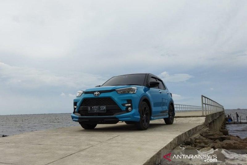 Berapa Harga Toyota Raize 1.200cc? - JPNN.com
