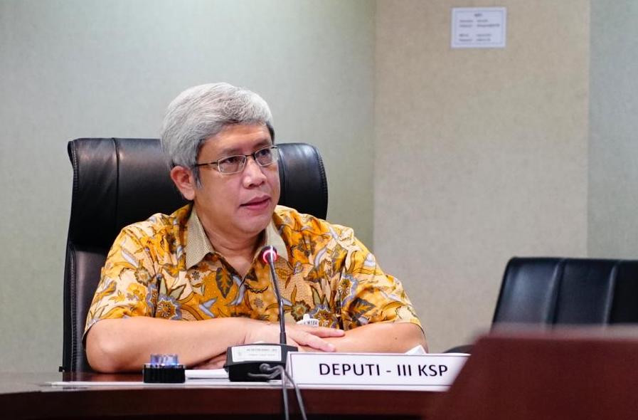 Respons Istana untuk Tudingan tentang Jokowi dan Sri Mulyani Beda Suara soal THR ASN - JPNN.com