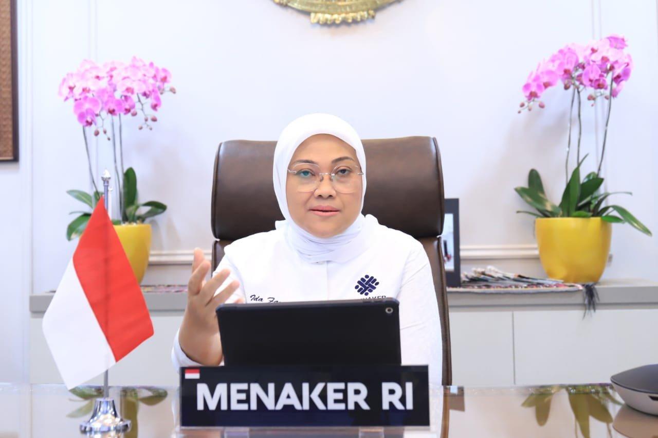 Soal Kerja Sama Indonesia-Malaysia, Ida Fauziah: Kami Minta Win-win Solution untuk Kebijakan PMI - JPNN.com
