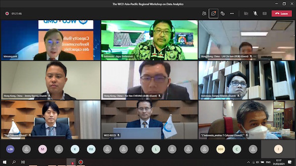 Bea Cukai Indonesia Hadiri WCO Asia Pacific Regional Workshop on Data Analytics - JPNN.com