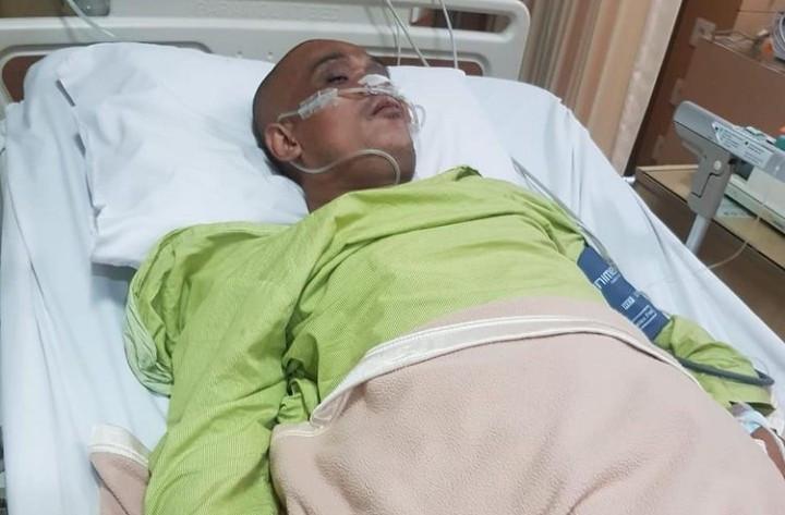 Bang Sapri Dirawat di Rumah Sakit, Mohon Doanya