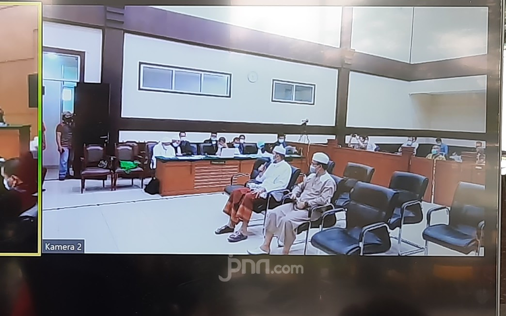 Jaksa Keberatan Eks Ketum FPI jadi Saksi Sidang Habib Rizieq - JPNN.com