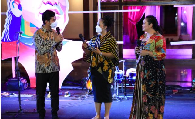 Panggung Kahanan Khusus mengenang Sang Maestro The God Father of Broken Heart, Didi Kempot - JPNN.com