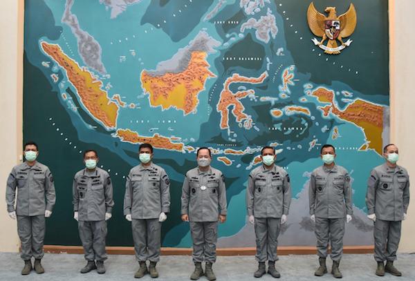 Laksdya TNI Aan Kurnia Pimpin Sertijab Empat Jabatan Strategis Bakamla RI - JPNN.com