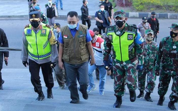 Irjen Iqbal Tagih Komitmen Pemilik Mal Terkait Prokes Covid-19 - JPNN.com