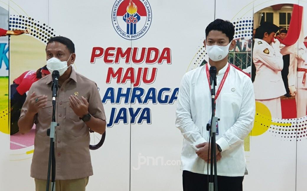 Langkah NOC Memperbesar Kans Indonesia Menjadi Tuan Rumah Olimpiade 2032 - JPNN.com